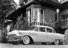 1955 Buick Roadmaster Riviera Sedan (biglinc71) Tags: 1955 buick roadmaster riviera sedan