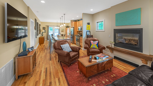 Real Estate Photography (109 Santee Street, Asheville NC)