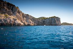 Parc Naturel des Iles Kornati (G Dubuc) Tags: croatie mer barques églises ruines