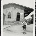 Archiv N030 Bahnhof, Denkmalgeschützter Güterschuppen,
