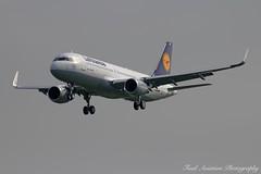 Lufthansa Airbus A320-214 D-AIWA (Fasil Avgeek (Global Planespotter)) Tags: lufthansa airbus a320214 daiwa