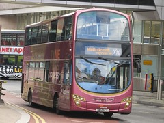 Go North East 6046 NK12GCX Eldon Sq Bus Stn, Newcastle on X10 (1280x960) (dearingbuspix) Tags: goahead gonortheast tyneteesxpress 6046