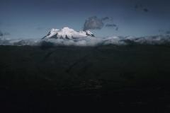 Antisana (Atmospherics) Tags: pichincha volcano volcanic mountaincloud atmospherics mountainscape vastlandscape ecuador quito antisana