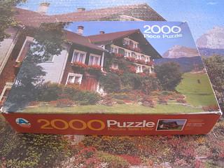 Arrow 5201 04 Toggenburg, Switzerland - box
