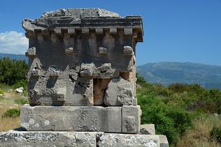 XANTHOS  Ancient City. KINIK/Turkey. Unesco  World Heritage List