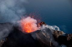 DSC_1641 (Tango Charlot) Tags: stromboli volcano isole eolie sicilia lava