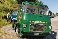 Last Motormans Run June 2017 013 (Mark Schofield @ JB Schofield) Tags: road transport haulage freight truck wagon lorry commercial vehicle hgv lgv haulier contractor foden albion aec atkinson borderer a62 motormans cafe standedge guy seddon tipper classic vintage scammell eightwheeler