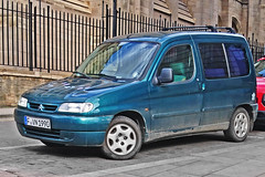 Photo of Citroen Berlingo - F VN 1990 - Frankfurt am Main City, Hesse, Germany