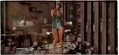 Indoorsy (3XIS) Tags: 22769 22769bauwerk addams anlarposes aria balaclava blog blogger blogging decoration editorial exis friday haikei keke kustom9 lelutka minimal photography secondlife tram uber whatnext