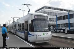 3073 (northwest85) Tags: verkehrsbetriebe zürich vbz 3073 cobra be 56 10 bahnhofplatz hb flugofstrasse opfikon switzerland tram