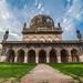 Majestic Qutub Shahi Tombs of Hyderabad.