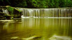 Summer water (_andrea-) Tags: winterthur töss slowwater wasserfall waterfall cascade longexposure lt le sonyalpha7mii langzeitbelichtung affenschlucht summer