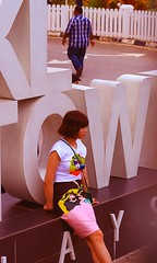 Street photography (Rajavelu1) Tags: streetphotography lady colours kl malaysia artwork creative canon6d canonef70200f4llens candidportraitphotography candidstreetphotography woman