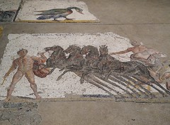 Abduction of Proserpina (Nemoleon) Tags: centralemontemartini june 2017 mosaic dscn4236 proserpina