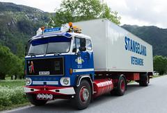 IMG_2597 Volvo G89  1976 mod. (JarleB) Tags: hardangertreffet2017 veteranbil veteranbiler lastebil trucks oldtrucks rullestad rullestadjuvet rullestadaktivfritid volvotrucks volvo oldvolvotrucks volvog89