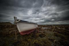 Bateau 02 (glassonlaurent) Tags: boat bateau ciel nuage sky cloud paysage landscape bretagne
