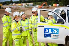 _V8A6701 (CKE Events) Tags: a1 a1l2b carillion jv morgansindall northyorkshire construction jointventure motorway nrleeming road unitedkingdom gbr