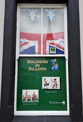 2017 0625 544B (SGS8+) Silloth (Lucy Melford) Tags: samsunggalaxys8 cumbria silloth toy soldiers