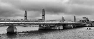 Twin Sails Bridge Poole.