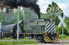 ALCO breath (Arkangel Productions) Tags: mohawk adirondak northern mhwa man alco c425