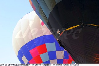 2016-08-05 0747 2016 Indiana State Fair Hot Air Balloons