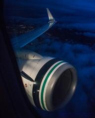 Boeing 737-890 Rising Above Cloud (AvgeekJoe) Tags: iflyalaska 737 737800 737890 aerialphotograph alaskaair alaskaairlines boeing737 boeing737800 boeing737890 d5300 dslr msn35195 n524as nikon nikond5300 aerial aerialphoto aerialphotography aircraft aircraftbeacon airplane aviation beacon jetliner plane