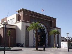 Gare de Marrakech, Marrakesh, Morocco (Norbert Bánhidi) Tags: morocco marrakesh marrakech مراكش murrakush marokko marruecos maroc marocco marrocos марокко marokkó المغرب almaghrib marrakesch marráquexe marraquexe marrakesj марракеш marrákes marrakes marrakush merrakec