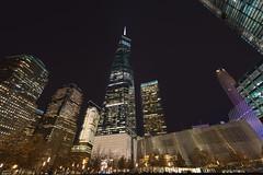 Memorial at Ground Zero (..Javier Parigini) Tags: memorial groundzero usa unitedstates estadosunidos newyork newyorkcity manhattan nyc nuevayork nikon nikkor d800 1424mm f28 flickr javierparigini
