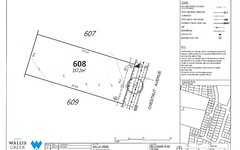 Land Lot 608 Chestnut Avenue, Gillieston Heights NSW