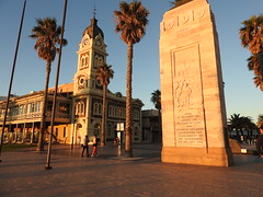 At the end of the day (Lesley A Butler) Tags: sa glenelg autumn australia adelaide