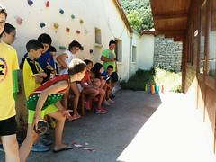 Día 4 . Yincana - Bolos