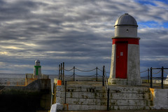 """LAXEY BREAKWATER AND PIER LIGHTHOUSES, LAXEY, ISLE OF MAN, UNITED KINGDOM. (ZACERIN) Tags: """"laxey breakwater lighthouse"""" pier """"laxey"""" """"isle of man"""" """"united kingdom"""" """"lighthouse"""" """"seaside"""" """"irish sea"""" """"nikon d800"""" """"nikon"""" """"d800"""" """"hdr"""" """"hdr photography"""" image"""" """"lighthouses"""" """"lighthouses in the uk"""" uk ireland"""" """"pictures lighthouses"""" """"uk england"""" """"zacerin"""" """"christopher paul """"picures """"photos lighthouses united great britain"""" irish ireland only"""" """"trinity house"""" house 500th birthday"""" """"500 years trinity """"history """"lighthouse history"""" laxey"""
