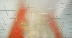 Don't Think About It (BKHagar *Kim*) Tags: bkhagar abstract glass orange color vintage
