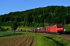 152 069 Breitenfurt (5496) (christophschneider1) Tags: kbs990 breitenfurt altmühltal oberbayern deutschebahn dbcargo gemischtergüterzug 152 152069 siemens