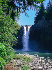 snoqualmie falls (MissLydia) Tags: summer snoqualmiefalls wastate twinpeaks snoqualmie july nature 2017 theowlsarenotwhattheyseem staycation waterfall