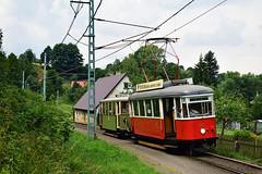 6MT #117 DPML Liberec (3x105Na) Tags: 6mt 117 dpml liberec tramwaj tramvaj strassenbahn strasenbahn tram českárepublika czechy tschechien sonderfahrt przejazdspecjalny przejazd