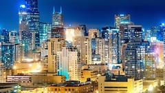Creature Dreams (Sky Noir) Tags: tokimonsta late night cityscape chicago il usa city lights afterdark skynoir sky noir building skyline