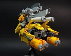 hbstriker09 (chubbybots) Tags: lego mech
