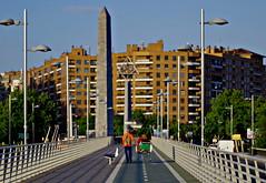 Plaza de Europa (portalealba) Tags: zaragoza aragon españa spain portalealba pentax pentaxk50