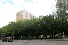 IMG_2392 (Фото Москвы Moscow-Live.ru) Tags: улица 10летияоктября облака лето солнце