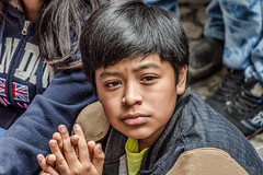If you only knew my story (Pejasar) Tags: escuelaintegrada guatemala antigua boy teenager student face expression readbetweenthelines hardlife