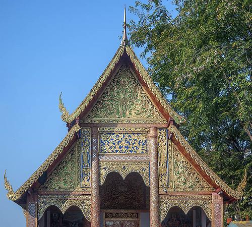 Wat Chetuphon Phra Wihan Gable (DTHCM1320)