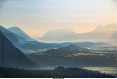 die ersten Morgenstunden im Tirol (MaLiHo Photography) Tags: tirol tyrol austria morgen sunrise kanzelkehre achensee achenpass mountains alpen nebel sonnenaufgang canon