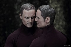 No one will ever love you like I do (Anna_Mai) Tags: actionfigures actionfigure onesixthscale magneto michaelfassbender davidwalter david8 walter alien aliencovenant toysera