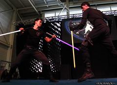 TGSSpringbreak_LesGardiensDeLaForce_037 (Ragnarok31) Tags: tgs springbreak toulouse game show gardiens force jedi star wars obscur art martial combat