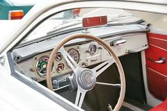 Saab 96 Monte Carlo 850 25.6.2017 1526 (orangevolvobusdriver4u) Tags: 2017 archiv2017 car auto klassik classic oldtimer vintage bleienbach bleienbach2017 schweiz switzerland saabsweden saab sweden 96 saab96 montecarlo850 saab96montecarlo850 interieur interior dashboard armaturenbrett detail