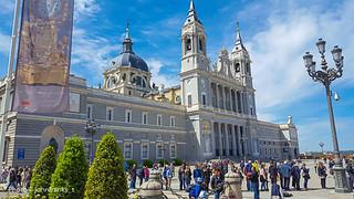 Cattedral de la Almudena-Madrid