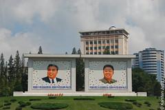 The Kims (karstenmjung) Tags: länder reisen jahre persönliches asien pyongyang nordkorea 2014 kp dprk northkorea kimjongil kimilsung