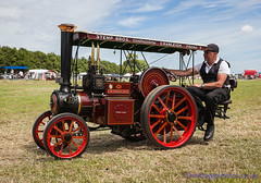 IMG_9104_Whitwell Steam & Country Fair 2017_0198 (GRAHAM CHRIMES) Tags: whitwellsteamcountryfair2017 whitwell whitwellsteamrally2017 hertfordshire transport traction tractionengine tractionenginerally steamrally steamfair steamengine steamenginerally showground show steam heritage historic vintage vehicle vehicles vintagevehiclerally vintageshow wwwheritagephotoscouk classic country fair preservation countryfair burrell goldmedal tractor 6inchscale thecranleighbelle kx13hnr