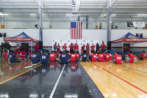 """170610_USMC_Basketball_Clinic.071 • <a style=""""font-size:0.8em;"""" href=""""http://www.flickr.com/photos/152979166@N07/34444993904/"""" target=""""_blank"""">View on Flickr</a>"""